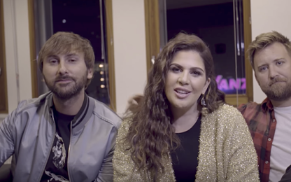 Who Are the Heroes in Your Life? Lady Antebellum Wants to Know
